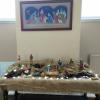 Church 2020 Christmas Nativity Display
