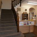 Community Centre Reception Area
