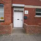 Community centre Entrance